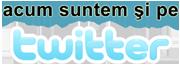 urmăreşte-ne pe twitter
