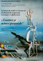 ediţia a vii-a - 'creatori mituri personale'